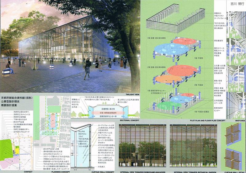 Kyoto New Prefectural LibraryKyoto New Prefectural Library